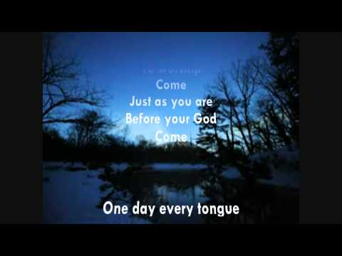 Come Now Is The Time To Worship - Karaoke with lyrics