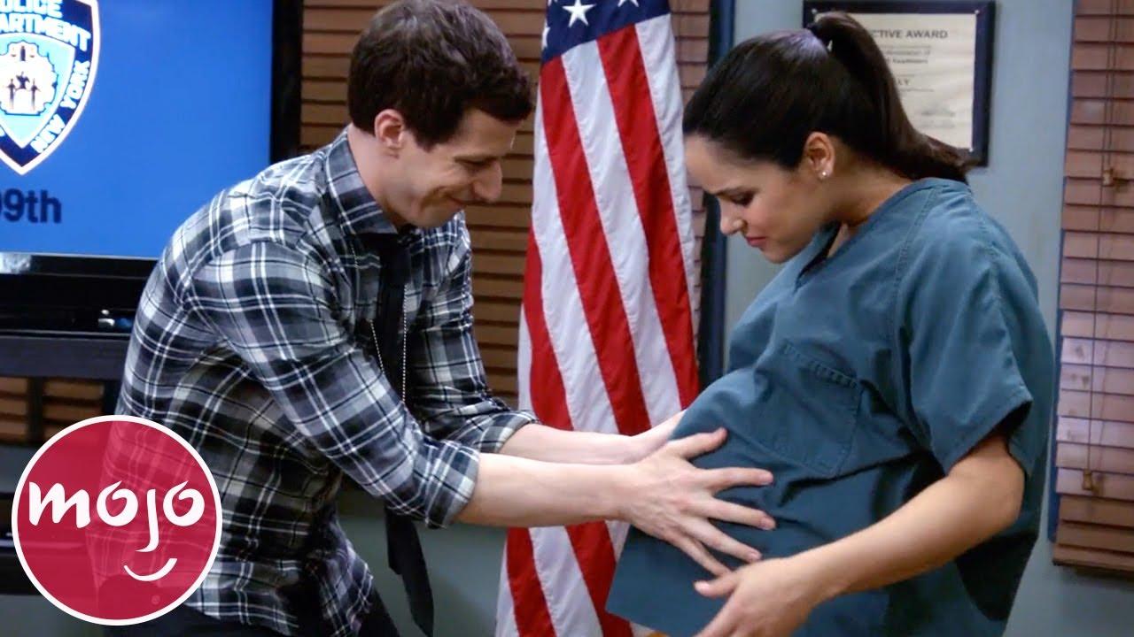 Top 20 Funniest Ways TV Shows Hid Pregnancies