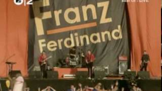 Franz Ferdinand - Take Me Out (Live Reading Festival 2004)