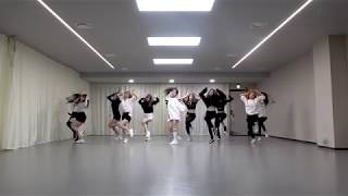 "[MIRRORED] IZ*ONE 아이즈원 - ""비올레타 Violeta"" Mirrored Dance Practice 안무영상 거울모드"