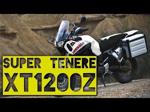 Super Tenere XT1200Z 2013 - Rider Review