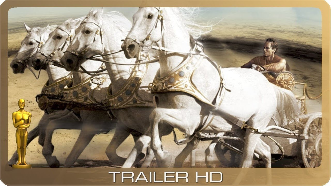 Ben Hur ≣ 1959 ≣ Trailer ≣ German | Deutsch