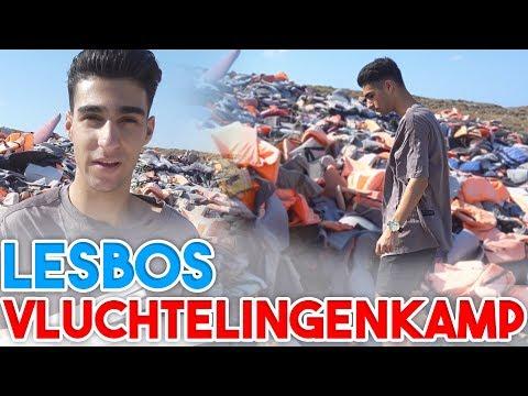 Helpen In Vluchtelingenkamp Lesbos