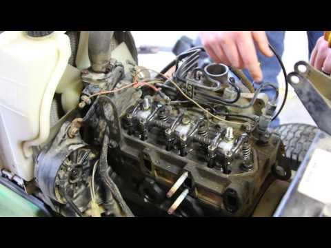 John deere tractor yanmar engine