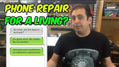 Is Phone Repair a Good Career Choice?