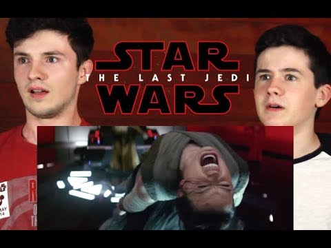 Thumbnail: STAR WARS THE LAST JEDI Trailer | Our Reaction