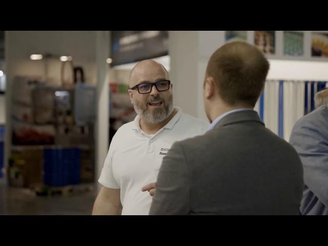 Homberger & Doosan Robotics al Cibus Tec 2019