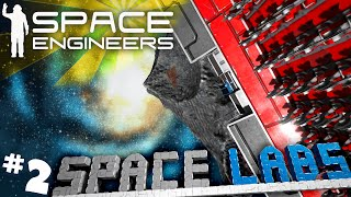 Space Engineers #2 - Salvage Kings(Our Space Engineers carry on their adventure at Space Labs. After mastering basic flight, Simon moves onto Combat and Salvage training, The question is, will ..., 2014-07-13T15:00:01.000Z)