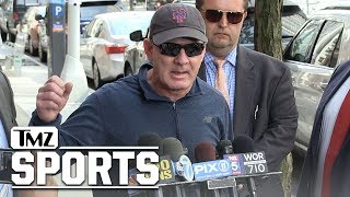Lenny Dykstra's Uber Driver Charged with False Imprisonment Over Ride with MLB Star | TMZ Sports