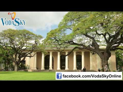 Honolulu Travel Guide VodaSky