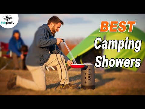 Best Camping Showers in 2018: Stay Protect From Field Hygiene