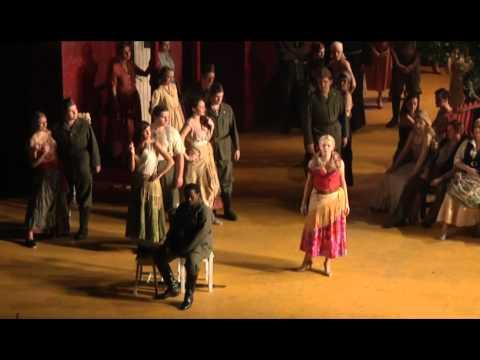 Carmen, Bizet - 'Habanera' ('L' amour est un oiseau rebelle') Kathryn Rudge - Mezzo Soprano