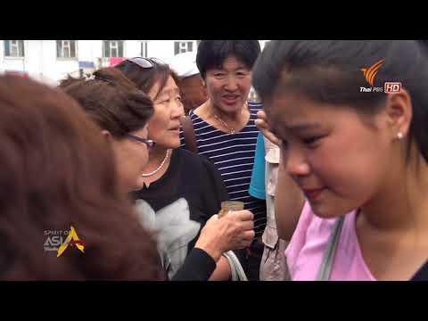 Spirit of Asia : The precious malady treat, the mongolian wild flowers