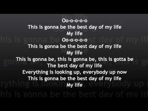 Best Day of My Life - American Authors (LYRICS)