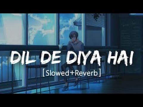 Dil De Diya Hai Jaan Tumhe Denge Dj Remix,sad Song Remix, Old Is Gold, DJ Subhamrit Dj Mix