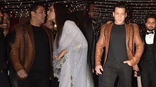 Salman Khan और Sonakshi Sinha एक साथ देखे उनकी मैनेजर के Wedding Reception Party में