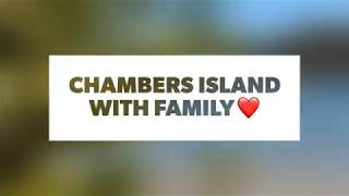 Chambers island with family ❤️