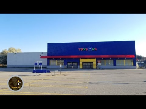 Abandoned Toys R Us Ross Township, PA