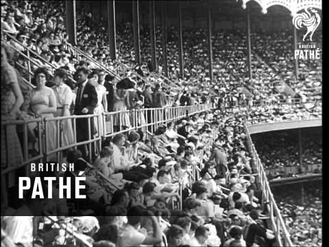 Jehovah's Witnesses Take Over Yankee Stadium (1963)