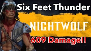 MK11 Nightwolf Combo Video [Mortal Kombat 11]