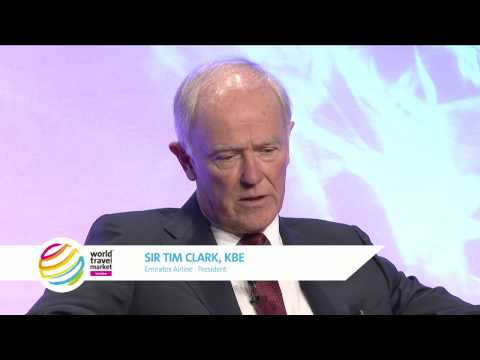 WTM Aviation Programme - Interview with Sir Tim Clark & Willie Walsh