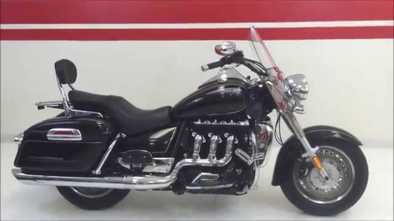2015 triumph rocket iii touring (abs) great deal! - youtube