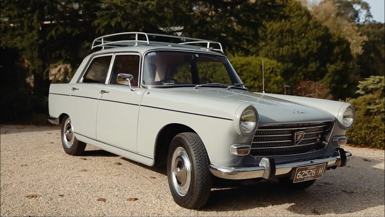 Peugeot 404 - Shannons Club TV - Episode 58 - YouTube