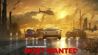 Need For Speed: Most Wanted 2013 (PC) Gameplay 1080p