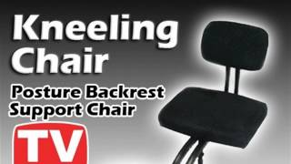 How To : Build A Kneeling Chair