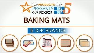 Best Baking Mat Reviews 2017 – How to Choose the Best Baking Mat