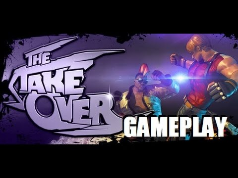 The TakeOver - Streets Of Rage-Alike Brawler [Steam Early Access V1.7]