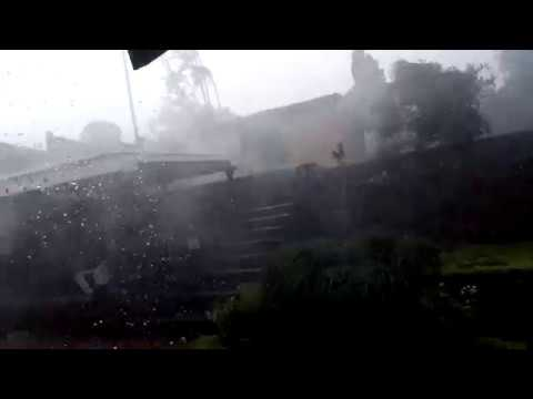 October 10 2017 Worst Storm Durban - South Africa