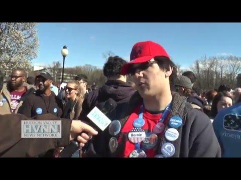 Bernie Sanders Comes to Marist College