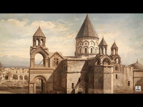 Святой Григорий Просветитель и Принятие Арменией христианства