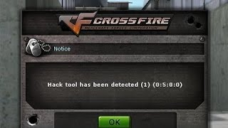 Consertando o erro Hack tool has been detected Crossfire Al (Duas Maneiras) 2015