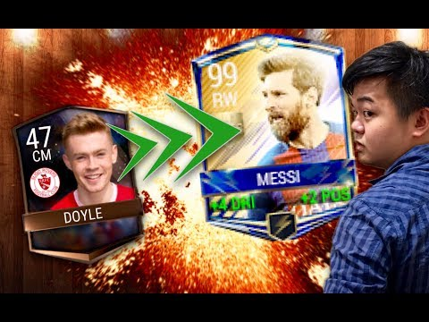 ZERO TO HERO EP. 2!! HALF A MILLION IN THE BANK!! FIFA MOBILE IOS / ANDROID