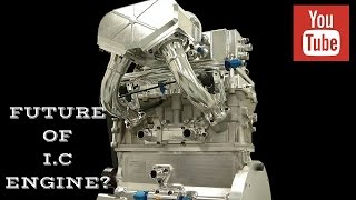 Future of IC Engines : Ilmor 5-STROKE engine