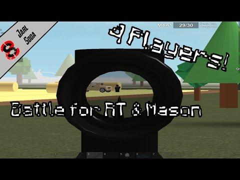 Battle For RT & Mason! (Apocalypse Rising)