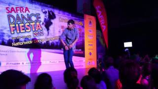 "Shazran Dance Fiesta Finals 2012 - ""Just Let It Go by 4Tune"""