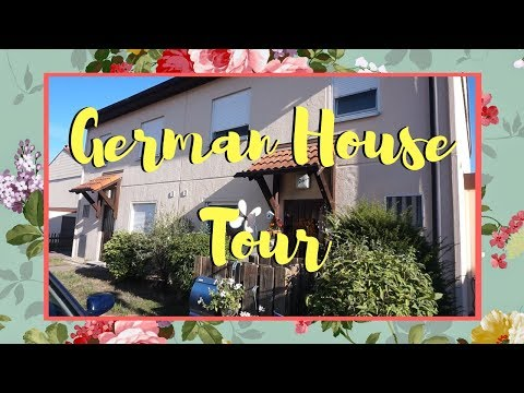 German House Tour // Furnished | STATIONED IN GERMANY