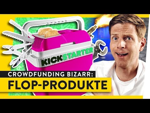 Crowdfunding - wie Kickstarter dein Geld verbrennt | WALULIS