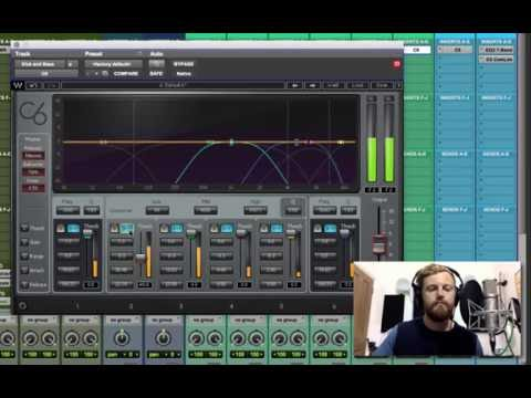Using Multiband Compression on the Low End | musicianonamission.com - Mix School #5