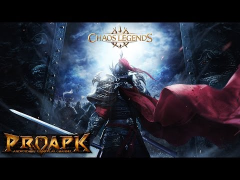 Chaos Legends Gameplay iOS / Android