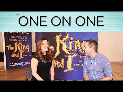 One on One: Laura Michelle Kelly of THE KING AND I Tour