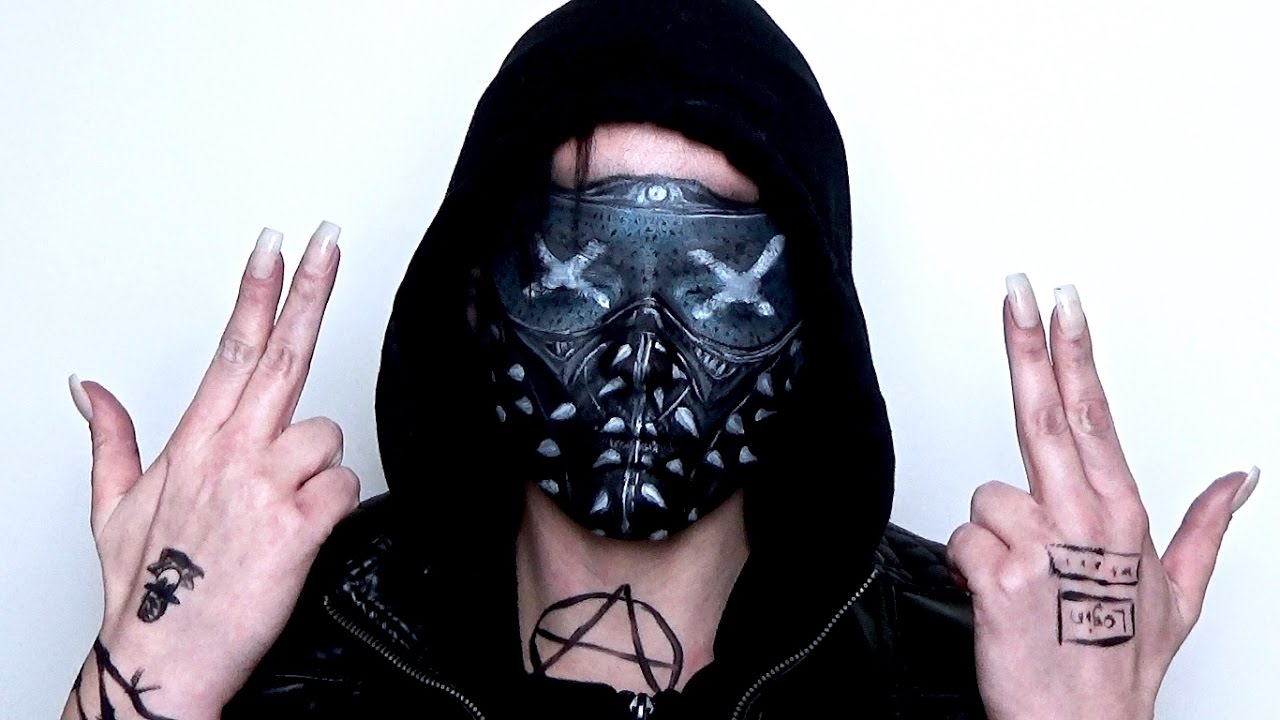 Wrench From Watch Dogs 2: Wrench Makeup ( Watch Dogs 2 )