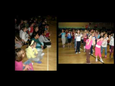 Glen Lake Elementary School - Dance Night 2009