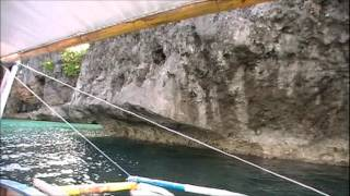 Jac went up to Guimaras Island