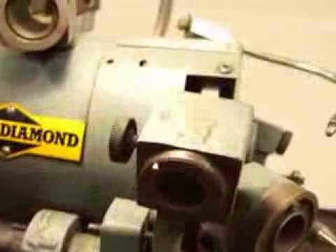 BLACK DIAMOND Drill Grinder