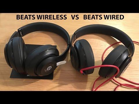 beats studio wireless titanium unboxing first impressions iphone bluetooth setup funnydog tv. Black Bedroom Furniture Sets. Home Design Ideas