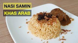 Resep Nasi Samin Khas Arab | Nasi Samin Arab | Nasi Samin Nasi Arab
